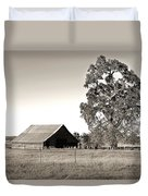 Ageless With Time Duvet Cover