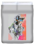 Self-renewal 10d Duvet Cover