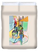 Self-renewal 13p Duvet Cover