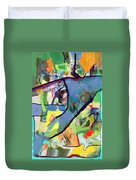 Self-renewal 15s Duvet Cover
