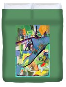 Self-renewal 15t Duvet Cover
