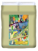 Self-renewal 15v Duvet Cover