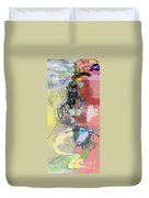 Self-renewal 5c6 Duvet Cover