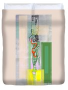 Self-renewal 8b Duvet Cover
