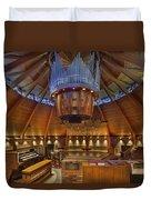 Agnes Flanagan Chapel Duvet Cover