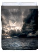 Air And Water No.25 Duvet Cover