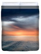 Air And Water No.57 Duvet Cover