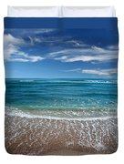 Air And Water No.88 Duvet Cover