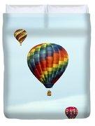 Air Balloons  0251 Duvet Cover