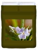 Air Plant Flower Duvet Cover