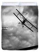 Air Pursuit Duvet Cover