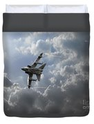 Air Superiority Duvet Cover