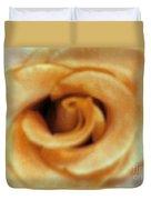 Airbrush Rose Duvet Cover