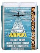 Airport Duvet Cover