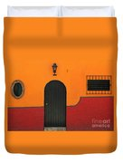Ajijic Door No.4 Duvet Cover