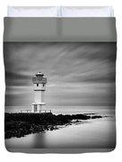 Akranes Lighthouse Duvet Cover