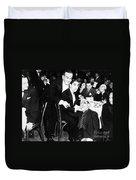 Al Jolson (1886-1950) Duvet Cover
