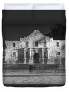 Alamo In Texas  Duvet Cover