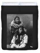 Alaska Eskimos, C1903 Duvet Cover