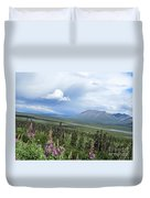 Alaska Through My Eyes Duvet Cover