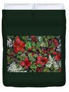 Alaskan Berries 1 Duvet Cover