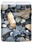 Alaskan Sand II Duvet Cover