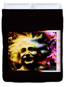 Albert Einstein - Why Is It That Nobody Understands Me - Yet Everybody Likes Me Duvet Cover