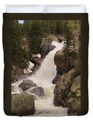 Alberta Falls Duvet Cover