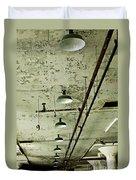 Alcatraz 6 Duvet Cover