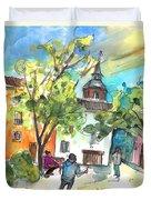 Alcazar De San Juan 02 Duvet Cover