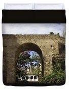 Alcazar - Sevilla - Spain Duvet Cover