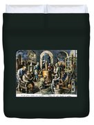 Alchemy: Laboratory Duvet Cover