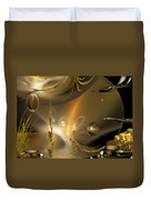Tales Of Reflections Of Tales Duvet Cover
