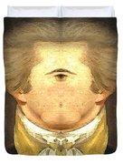 Alexander Hamilton Invert Duvet Cover