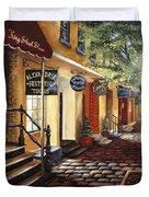 Alexandria At Dawn Duvet Cover