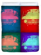Alfa Romeo  Pop Art 1 Duvet Cover