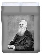 Alfred Russel Wallace (1823-1913) Duvet Cover
