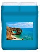 Algarve Beach - Portugal Duvet Cover