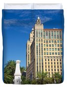 Alhambra Towers - 1 Duvet Cover