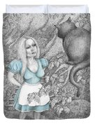 Alice Duvet Cover