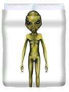 Alien Duvet Cover