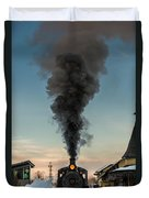 All Aboard Duvet Cover
