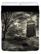 All Along The Watchtower Duvet Cover