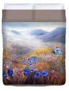 All In A Dream - Impressionism Duvet Cover