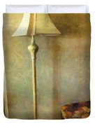 All In The Golden Afternoon Duvet Cover