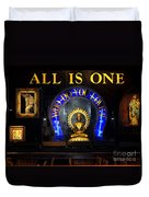 All Is One Duvet Cover