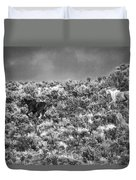 All Out Gallop Duvet Cover