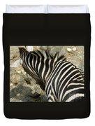 All Stripes Zebra 3 Duvet Cover
