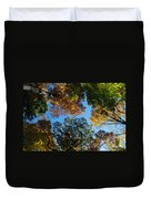 All The Trees Of The Forest Duvet Cover
