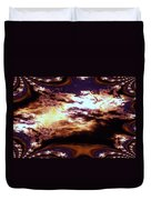 All The Wild Clouds Duvet Cover